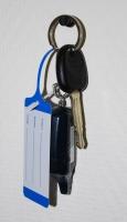 Пример бирки на ключи для ремзоны.