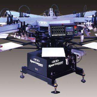 Шелкография - печать на ткани