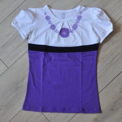 Футболка детская для девочек - BOLiVAR Kids Collar