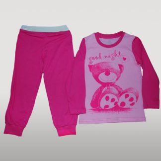 Пижама с принтом - JAMS «Медведь»