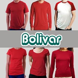 Футболки Bolivar
